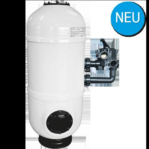 MIDA.Carbon Pro GKF Filterbehälter