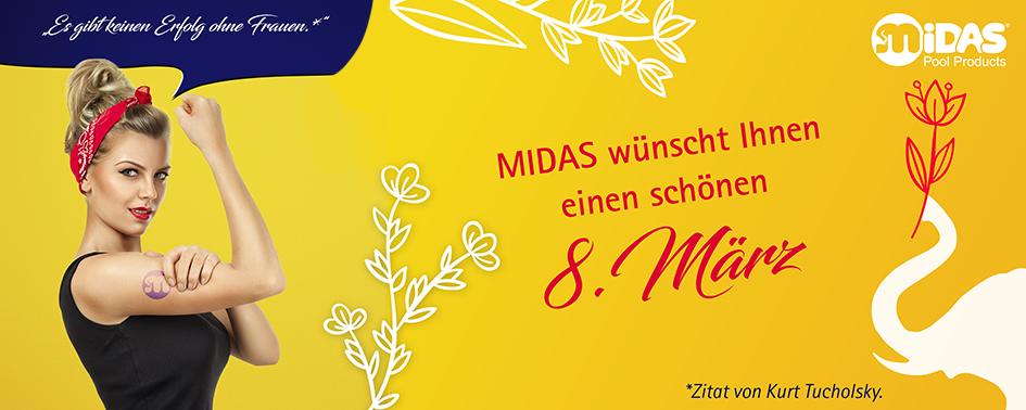MIDAS Weltfrauentag 2017