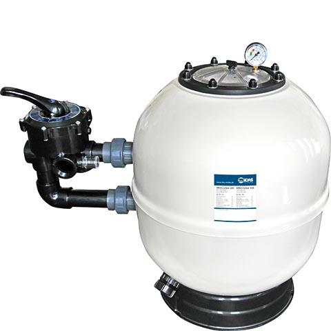 Filter MIDA.Carbon GRP Sand Filter