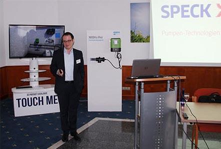 Präsentation Speck