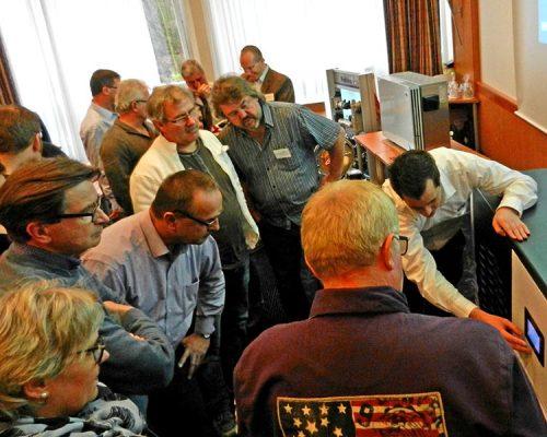 MIDAS Techniktag 2016 – Wärmepumpen zum Anfassen (Patrick Hartung)