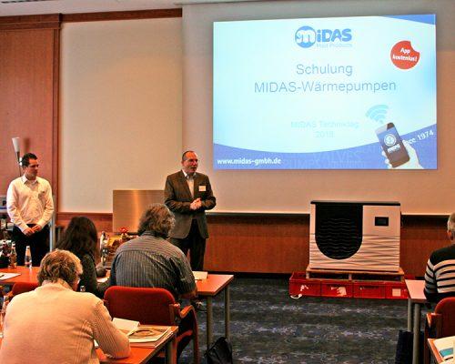 MIDAS Techniktag 2016 – Patrick Hartung und Marco Schneider