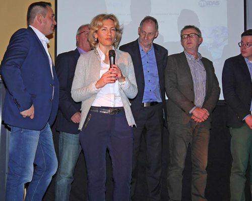 MIDAS Techniktag 2016 – MIDAS Geschäftsführerin Elena Jakobson